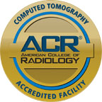 RMI is an accredited facility for CT Scans