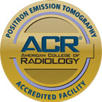 RMI is a credited facility for PET-CT